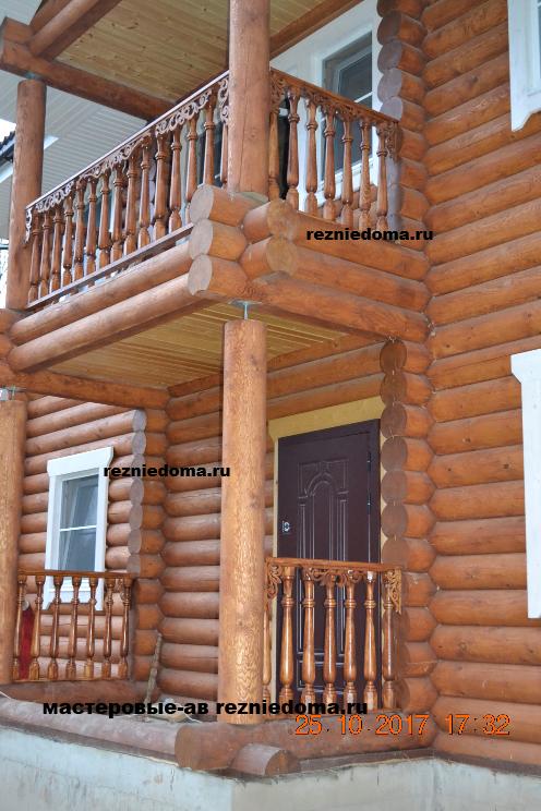 Деревянные лестницы в- BizOrgsu